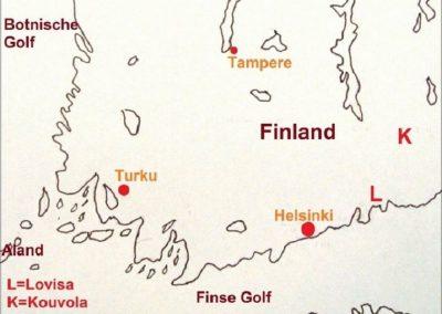 1. Oost-Finse rapakivi. Herkomstgebied.