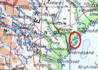 1. 6. Nordingrå rapakivigraniet. Herkomstgebied.