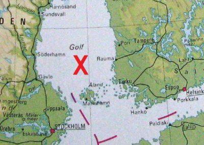 1. Botnische Golf porfieren. Herkomstgebied.