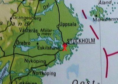 1. Stockholmgraniet. Herkomst.