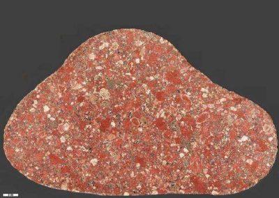 5. Garberg graniet. Noordoostpolder.