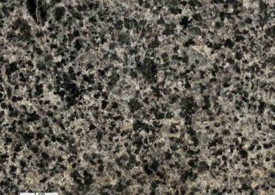 6. Detail van 5. Granodioriet.